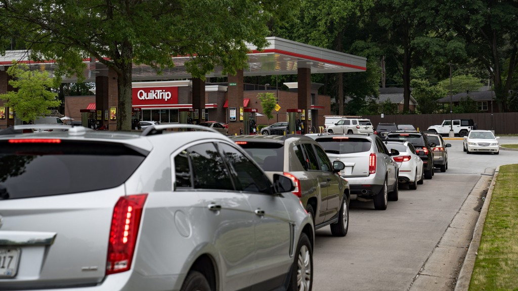 Atlanta Gas Stations Face Shortages After Pipeline Hack