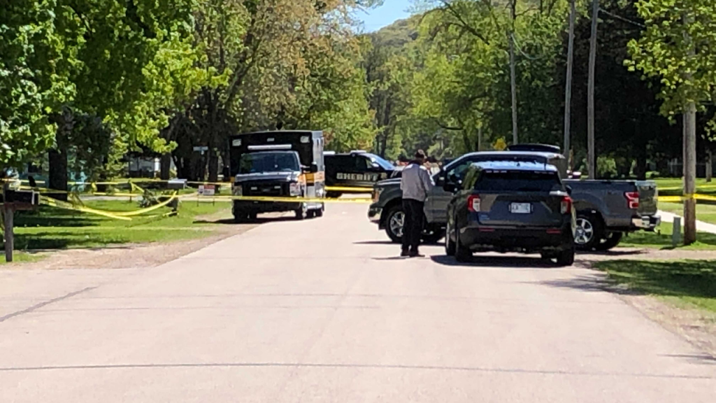 Village Of Avoca Homicide Investigation