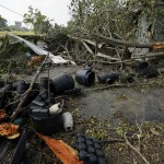 Storms Spawn Twisters In Mississippi, Kill 3 Across South