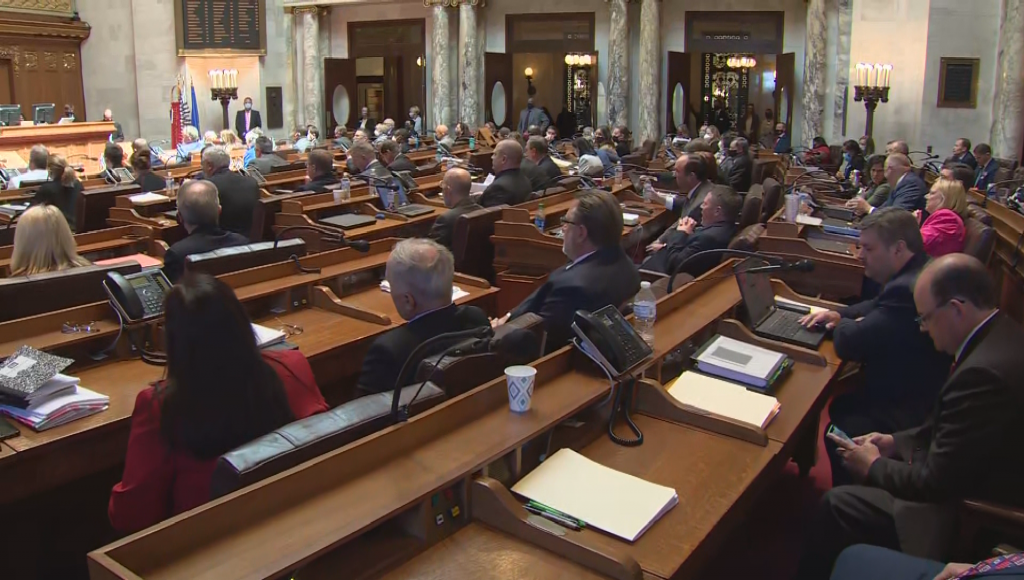 Wisconsin State Assembly Floor Session