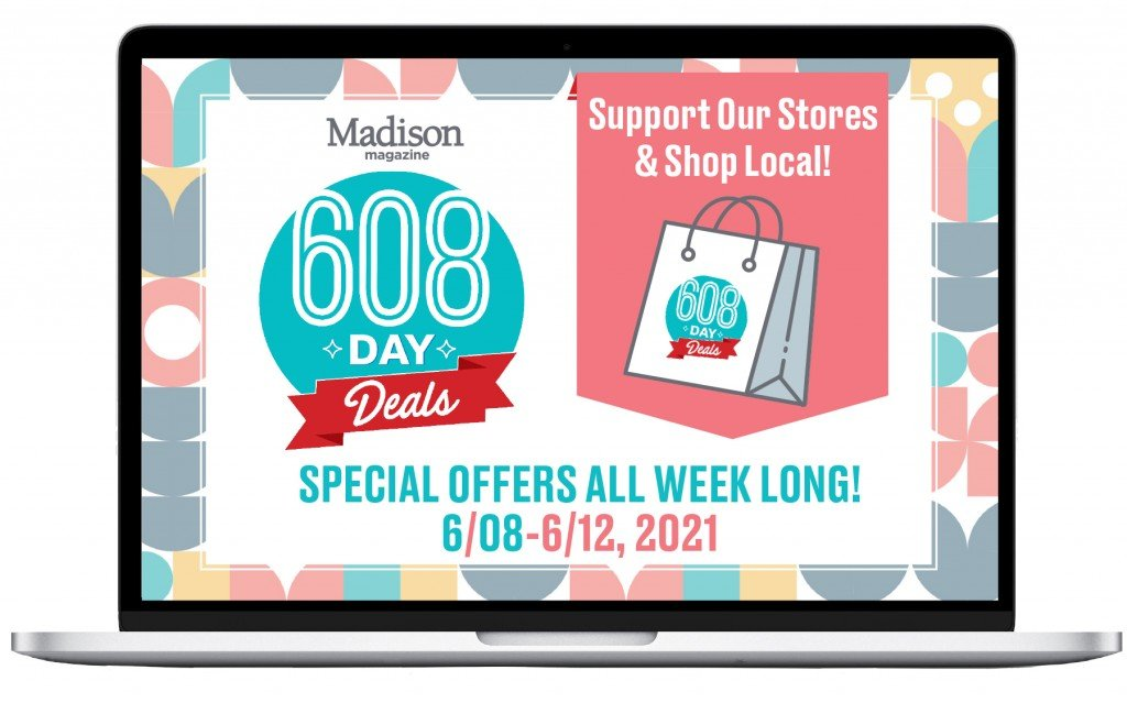 608 Day Deals with special offers all week long
