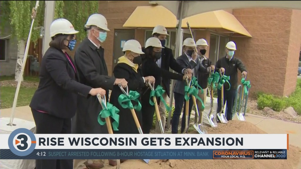 Rise Wisconsin Gets Expansion