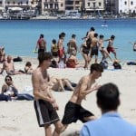 The Latest: Italy Eases Rules, Welcomes Eu, Uk Travelers