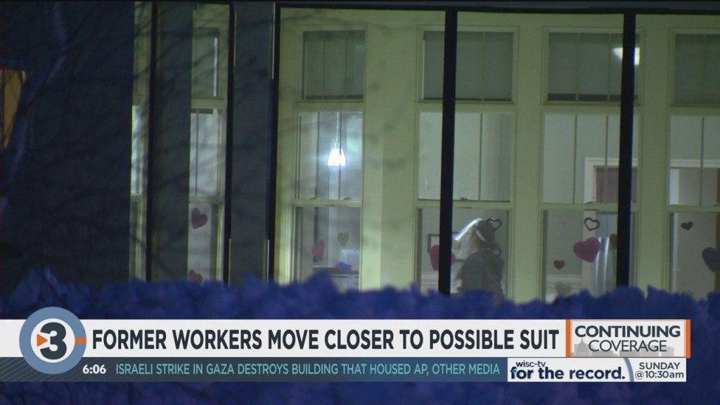 Former Rock Co. Workers Move Closer To Possible Lawsuit