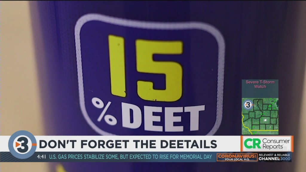 Don't Forget The 'deetails'