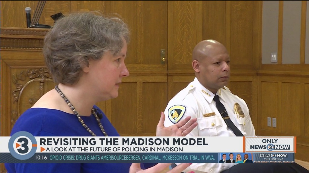 Revisiting The Madison Model: A Look At The Future Of Policing In Madison