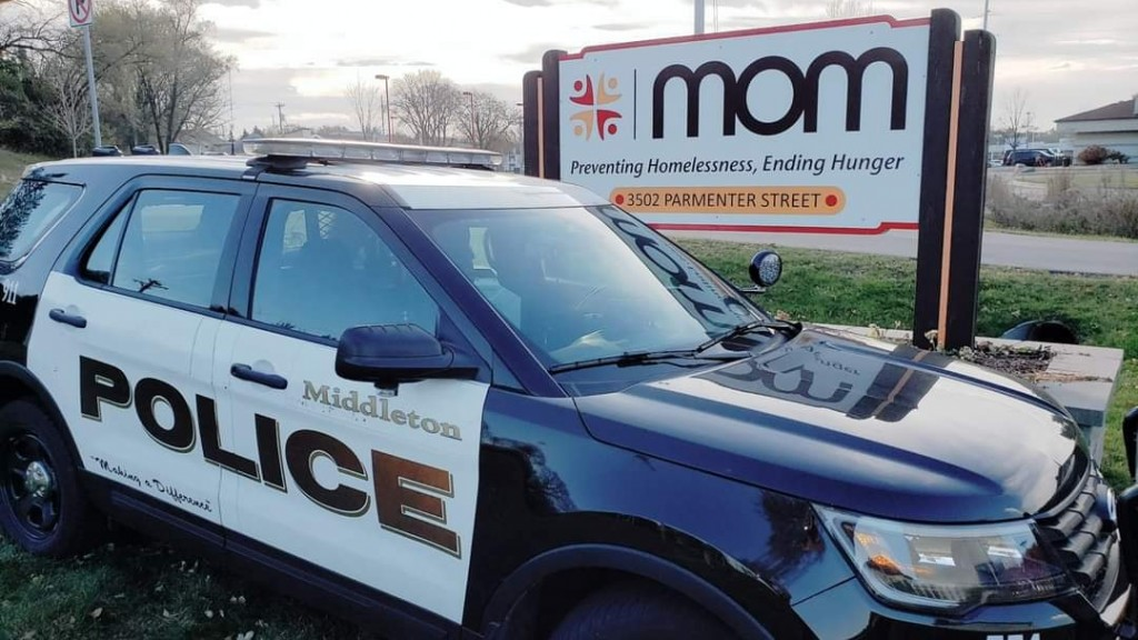Middleton Police And Mom