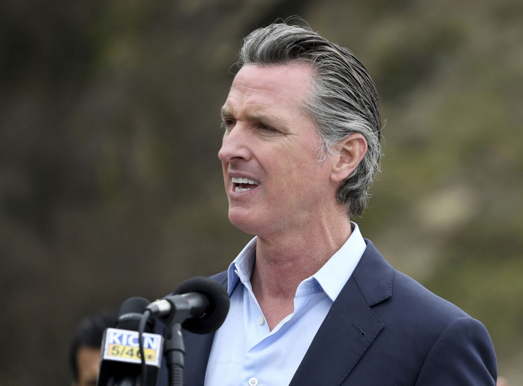 Court Upholds California Governor's Use Of Emergency Powers
