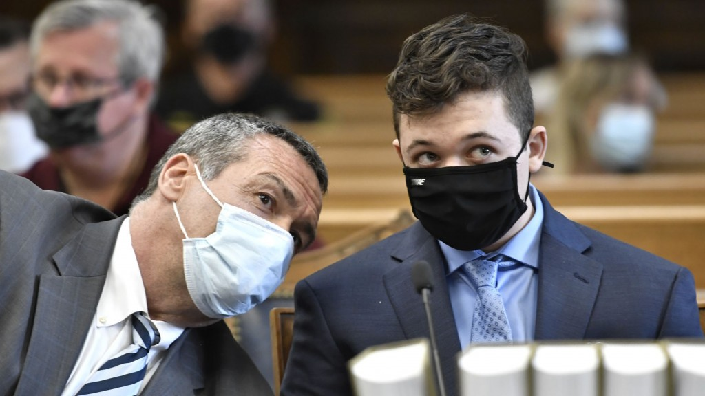 Attorneys: Rittenhouse Trial In November Could Take 2 Weeks