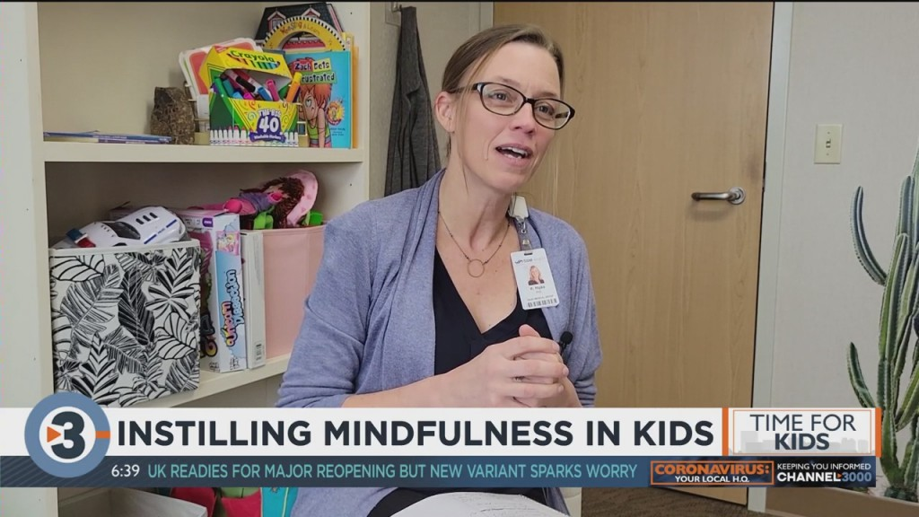 Ssm Health: Practicing Mindfulness With Children Is Also Important