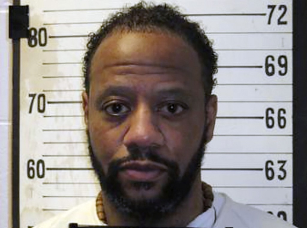 Tennessee Inmate Asks Court To Declare He Can't Be Executed