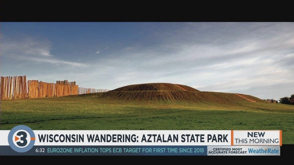 Wisconsin Wandering: Take A Trip To Aztalan State Park