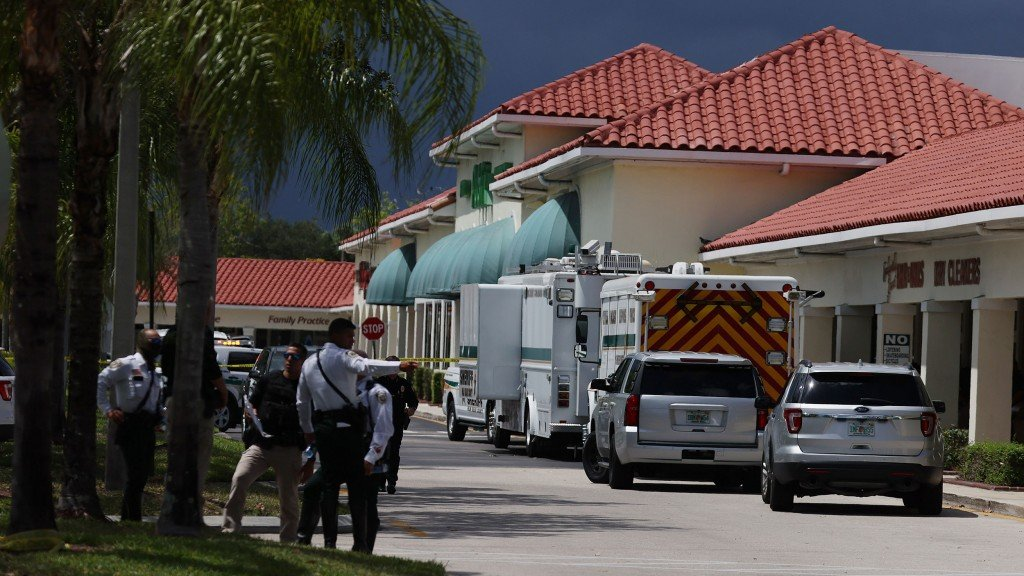 Three Dead In Shooting Inside Publix Grocery Store In Royal Palm Beach, Florida