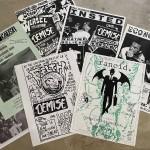 Local Flyers For Shows Tim Burton Played