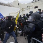 Newly Released Videos Show Fierce Jan. 6 Capitol Attacks On Police