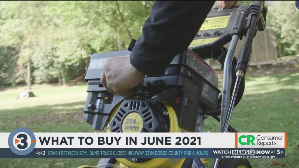 Consumer Reports: What To Buy In June 2021