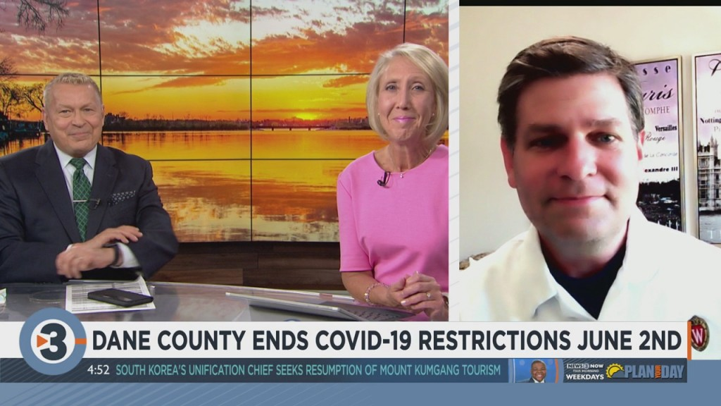 Dane County Ends Covid 19 Restrictions June 2