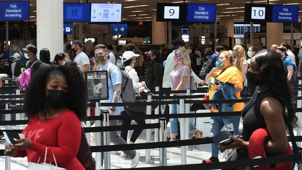 37 Million Americans Expected To Travel Over Memorial Day Weeken