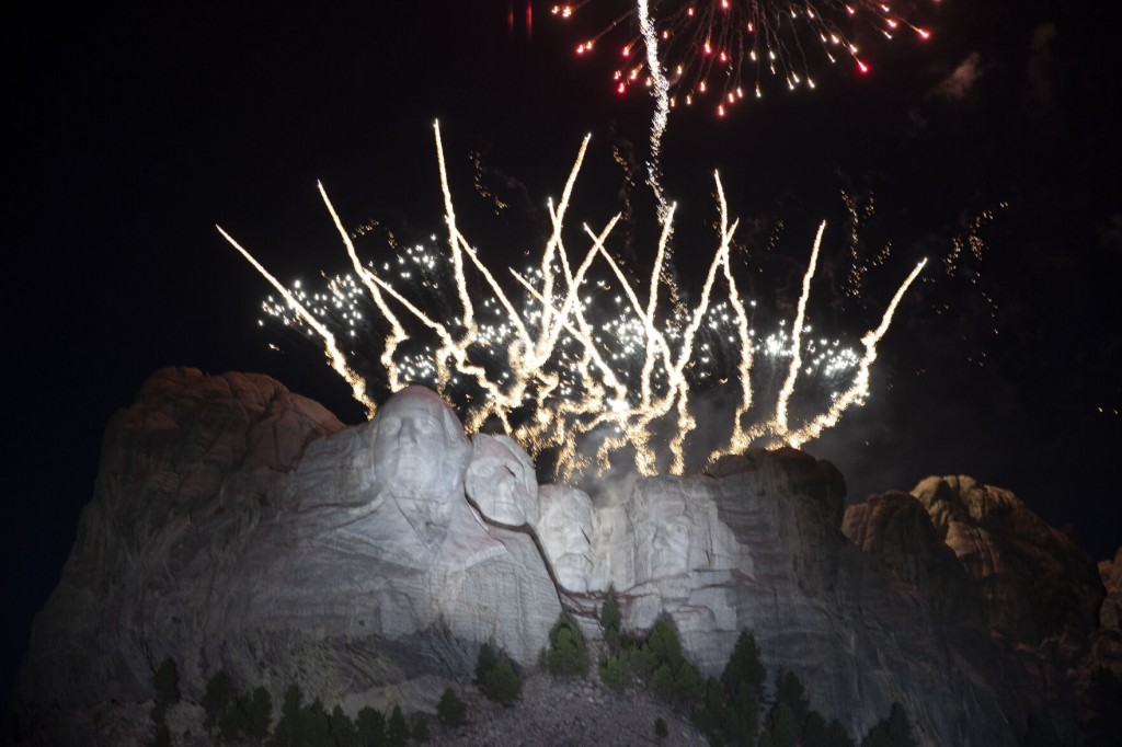 Noem Says She Will Try Again For Mount Rushmore Fireworks