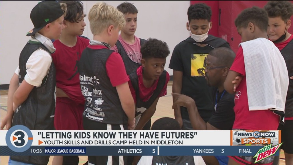 Former Buck Jason Terry Brings Youth Camp To Middleton