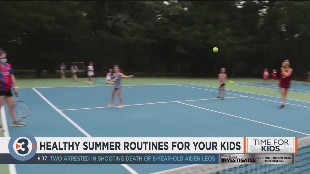 Ssm Health: Setting A Schedule Will Help Smoothen The Transition Into Summer For Kids