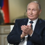 Putin Likens Russian Crackdown To Arresting Capitol Rioters