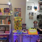 check out counter at Meep Meepletons