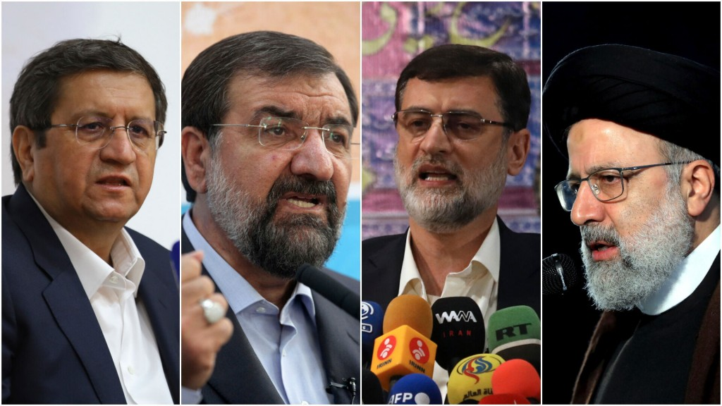 A Look At The Candidates In Iran's Presidential Election