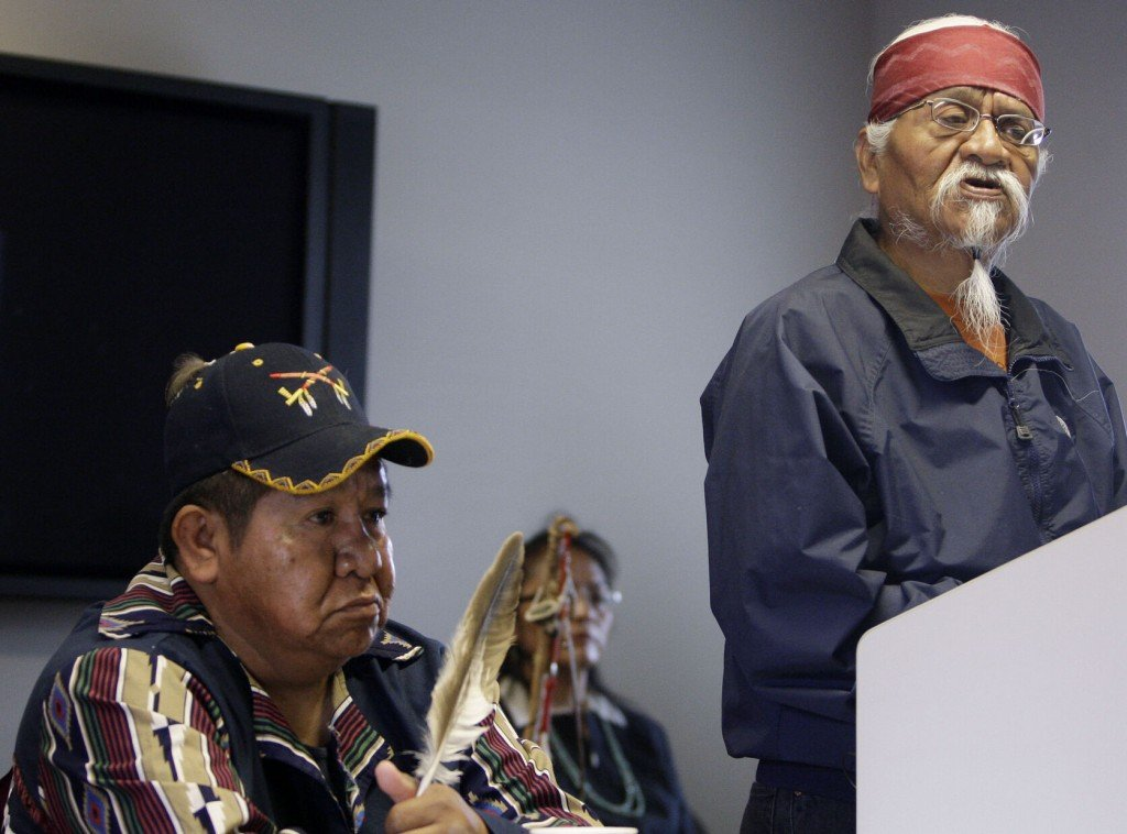 Longtime Havasupai Leader Was Staunch Advocate For His Tribe