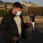 France Eases Mask Rules; Will End Nightly Virus Curfew