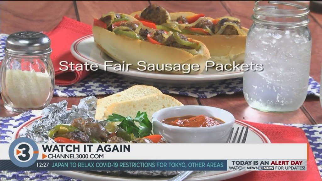 Mr. Food State Fair Sausage Packets
