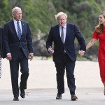 Biden, Johnson To Stress Close Ties, Manage Differences