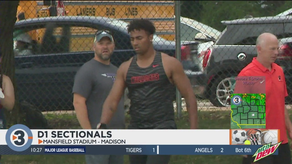 Sectional Track And Field