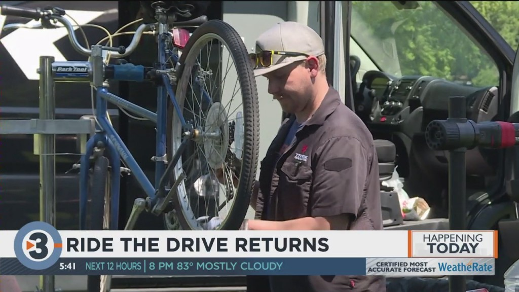 Ride The Drive Returns In Madison Parks