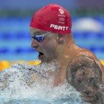 Olympic First: Men, Women To Swim Together In The Same Race