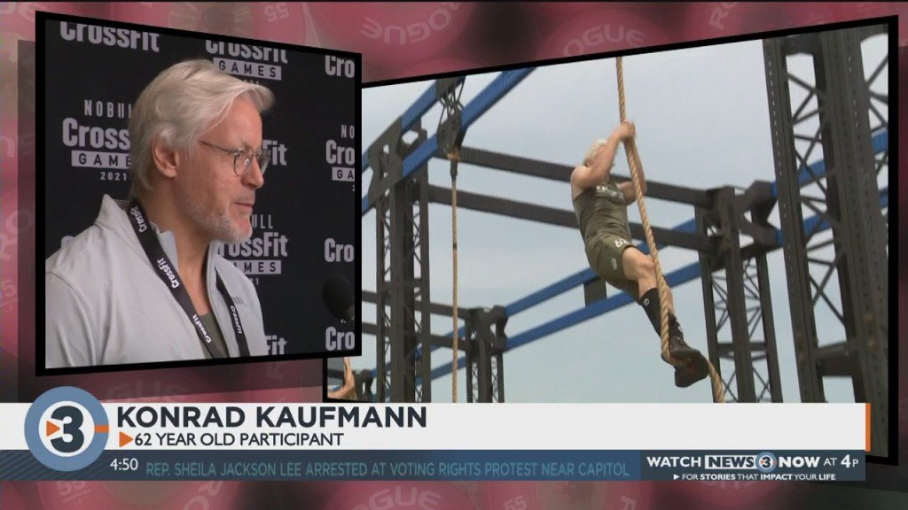 Never Too Old To Compete: How A 62 Year Old Man Prepared For His First Ever Crossfit Games