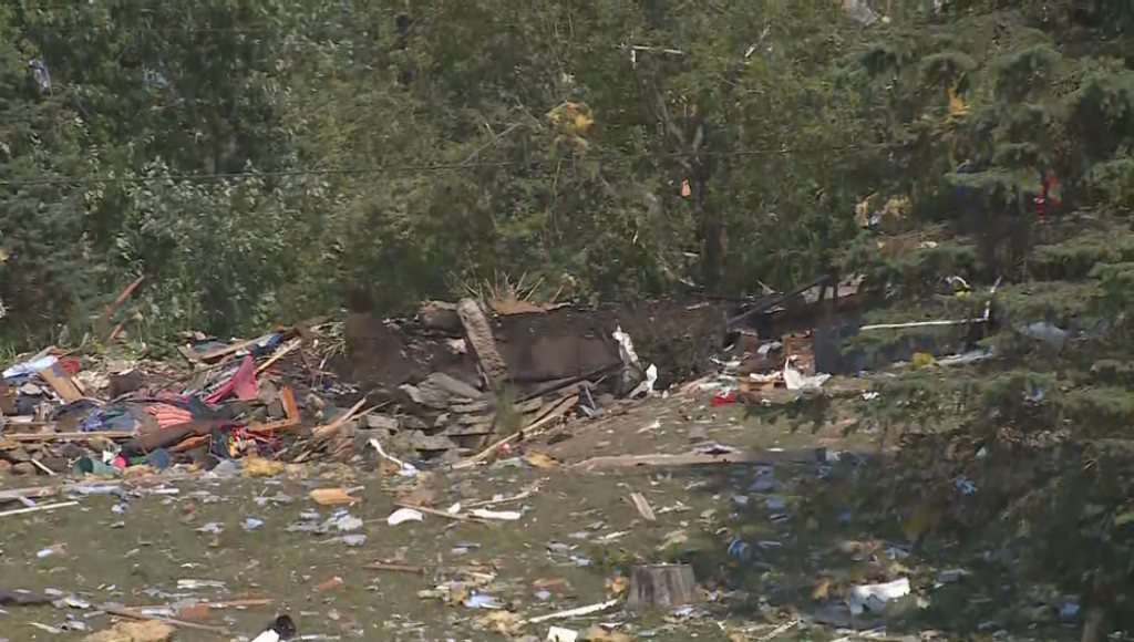 Jefferson County Home Explosion