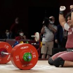 Olympic Latest: Qatar's Elbakh Wins 96k Weightlifting Gold