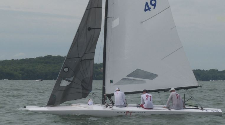 Sailors on ESCOW