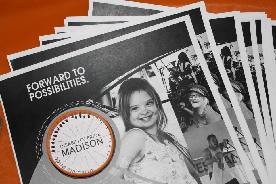disability pride flyer