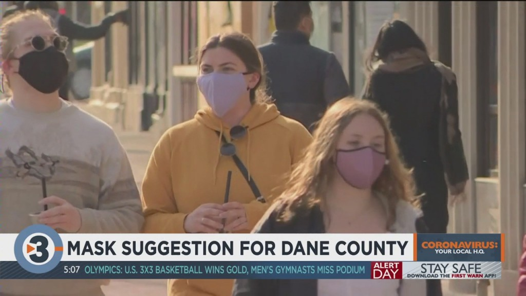 Public Health Leaders Urge People To Wear Masks Again To Stop The Delta Variant