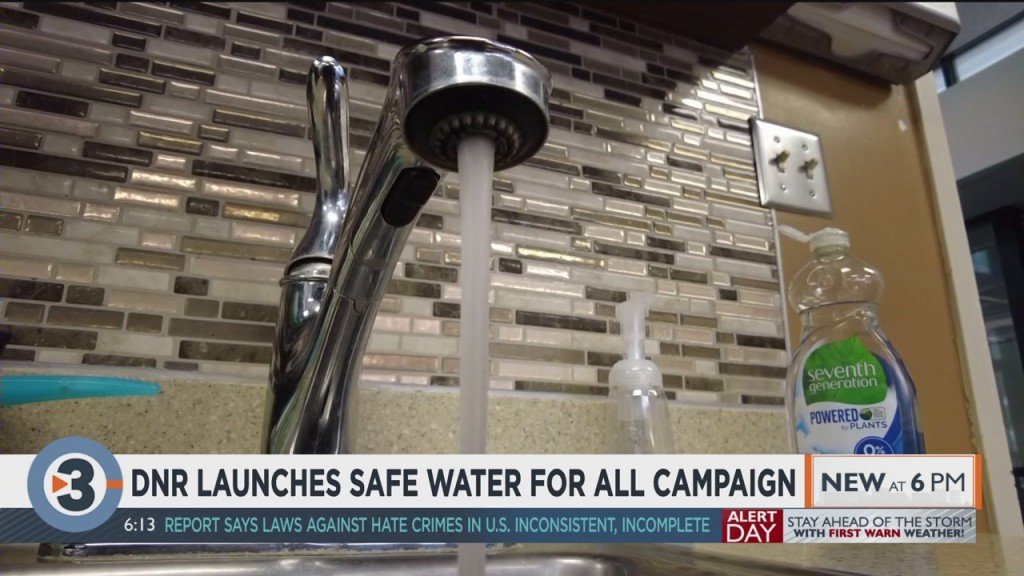 Wisconsin Dnr Launches 'safe Water For All' Campaign
