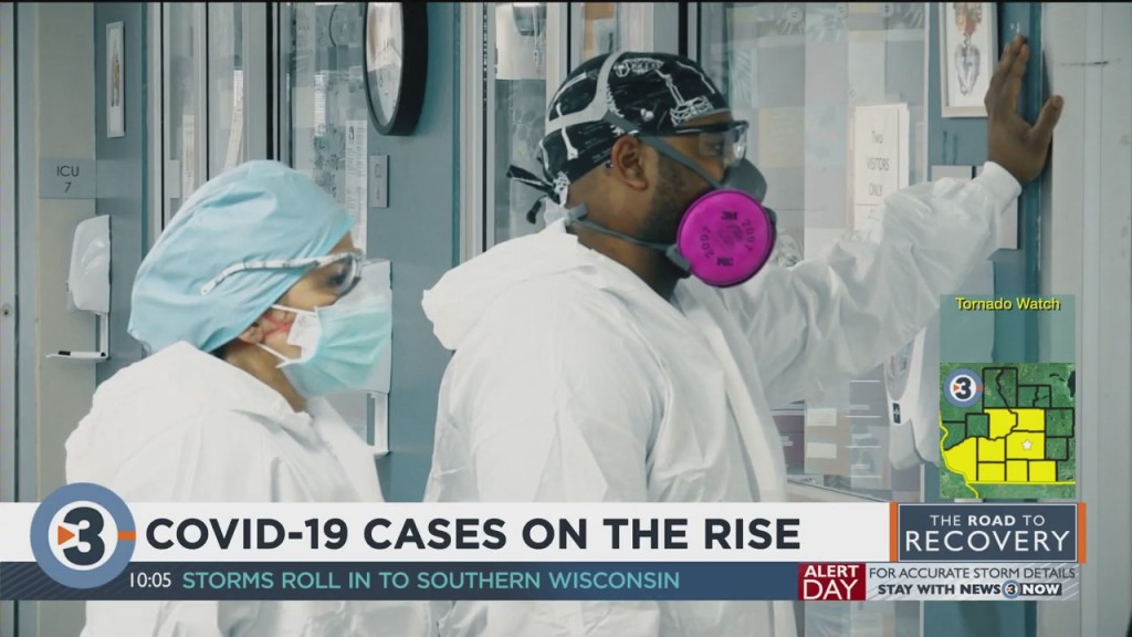 Covid 19 Cases On The Rise