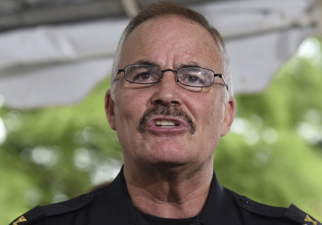 New Chief Selected For Capitol Police After 1/6 Insurrection