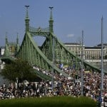 Thousands March In Hungary Pride Parade To Oppose Lgbt Law