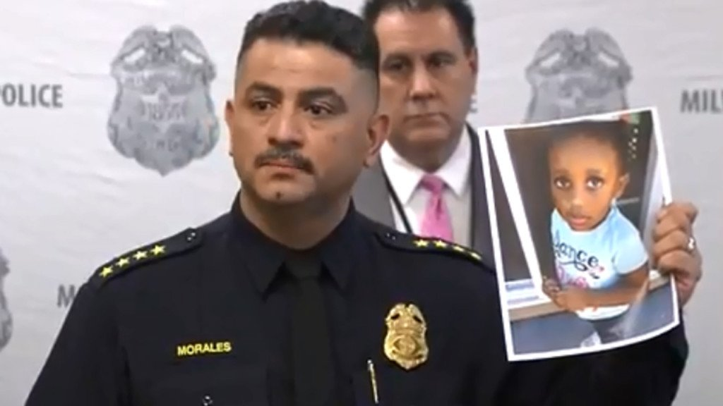 Former Milwaukee Police Chief Alfonso Morales