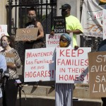 With Evictions Looming, Congress Strains To Extend Ban