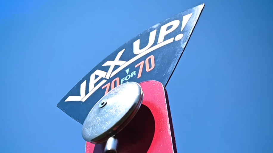 Vax Up 70 For 70 Scholarship Incentive