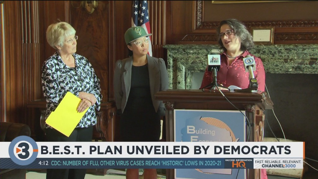 B.e.s.t. Plan Unveiled By Democrats