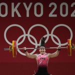 Olympics Latest: Kuo Takes Weightlifting Gold For Taiwan